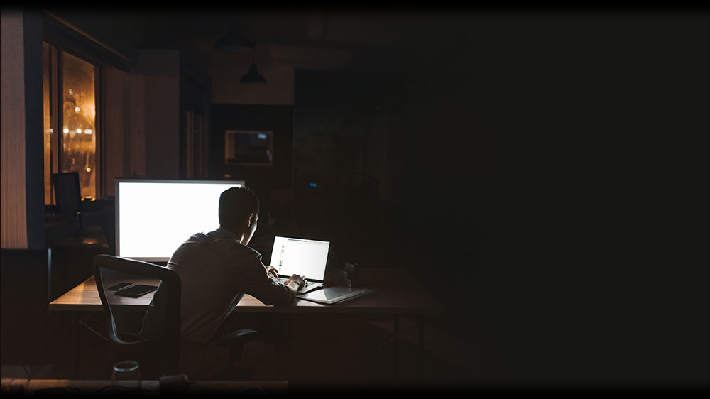 constant threat that hackers may be spying on you